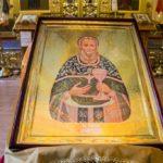 Служение митрополита Александра в нашем храме