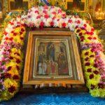 Праздник Покрова Богородицы в нашем храме!